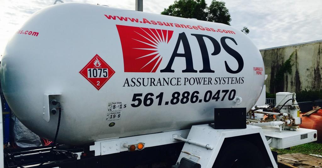 APS Bobtail Truck